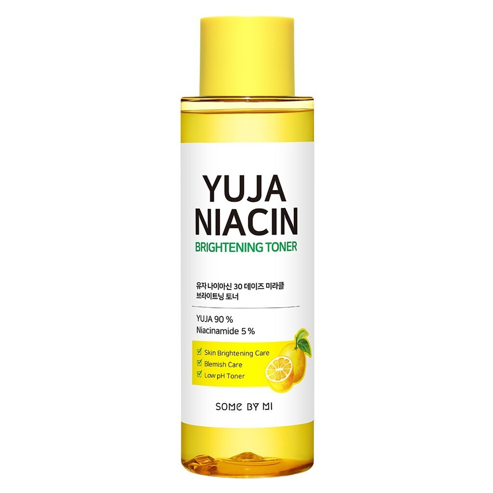 Somebymi Yuja Niacin Brightening Toner 150 ml_3