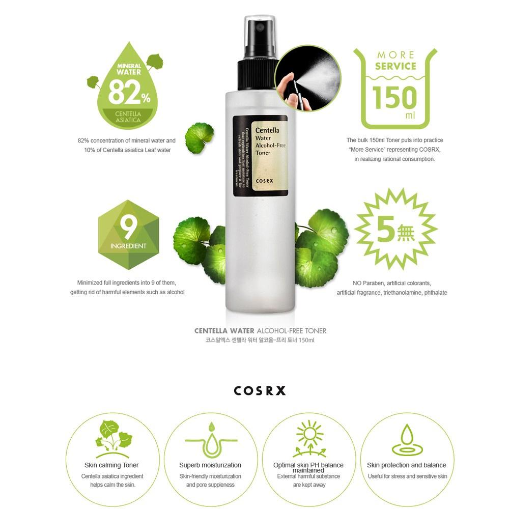 COSRX Centella Water Alcohol-Free Toner, 150ml_3