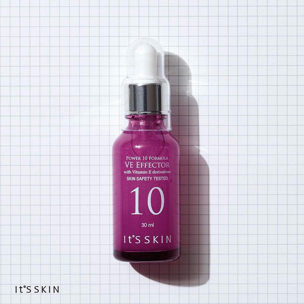 Its skin vitamin e power 10 formula & effector,30ml