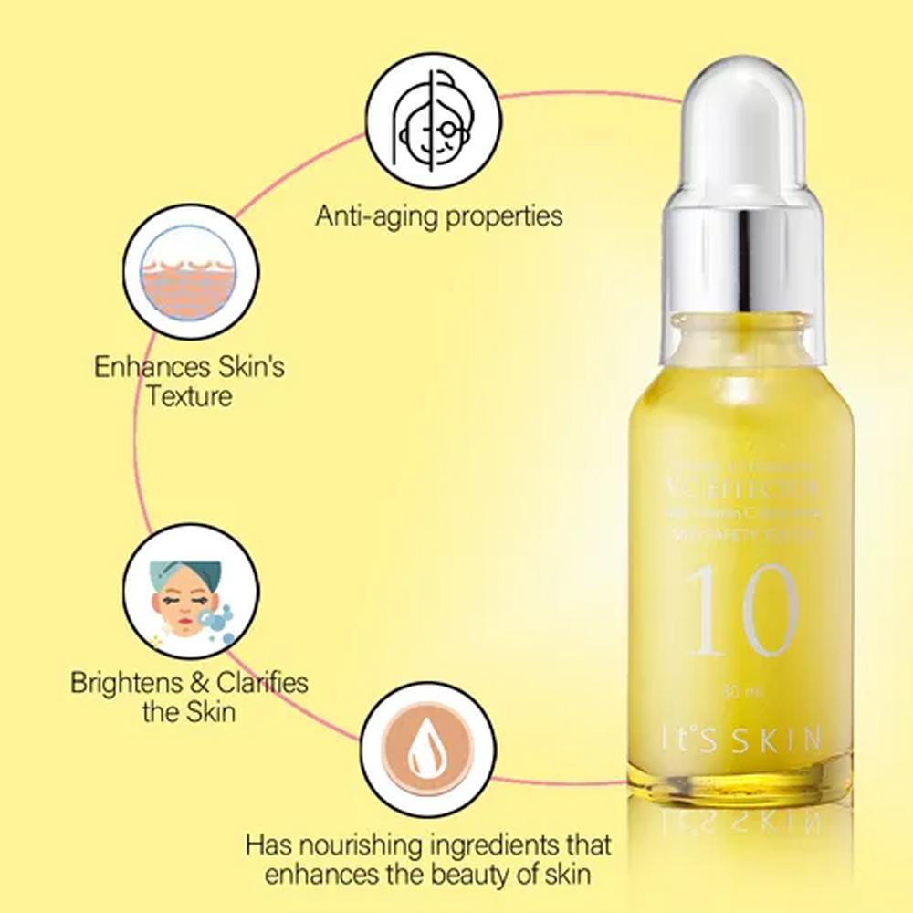 It's skin vitamin c power 10 formula vc effector,30ml (brightening and dark spots)