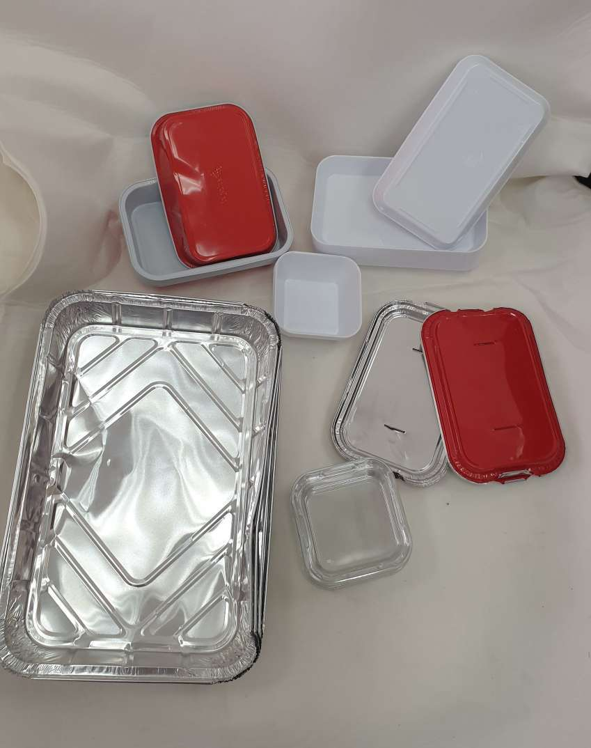 Disposable food packing items