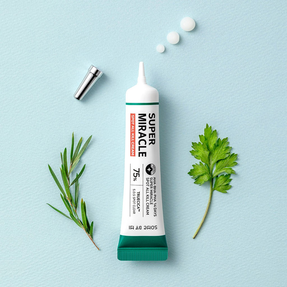 Somebymi Super Miracle Spot All Cream (acne spot care),30ml_3