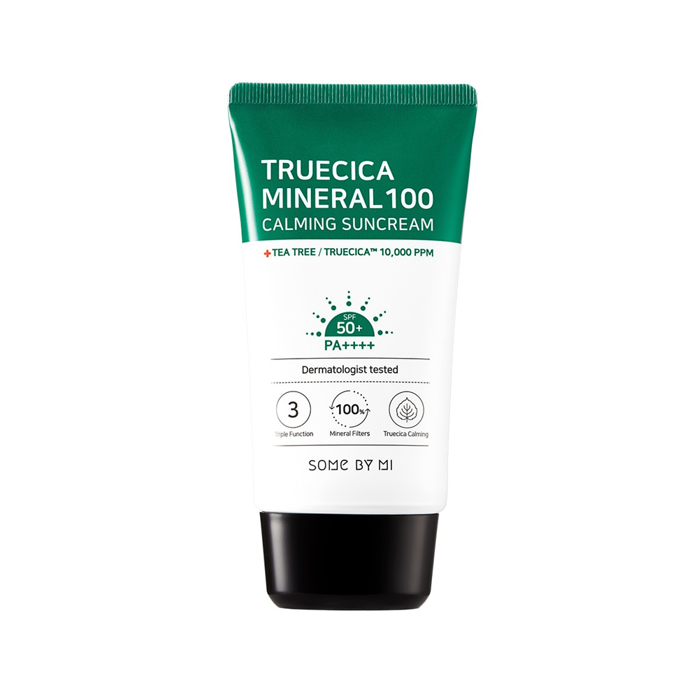 Some by mi Truecica Mineral 100 Calming Suncream spf50_2
