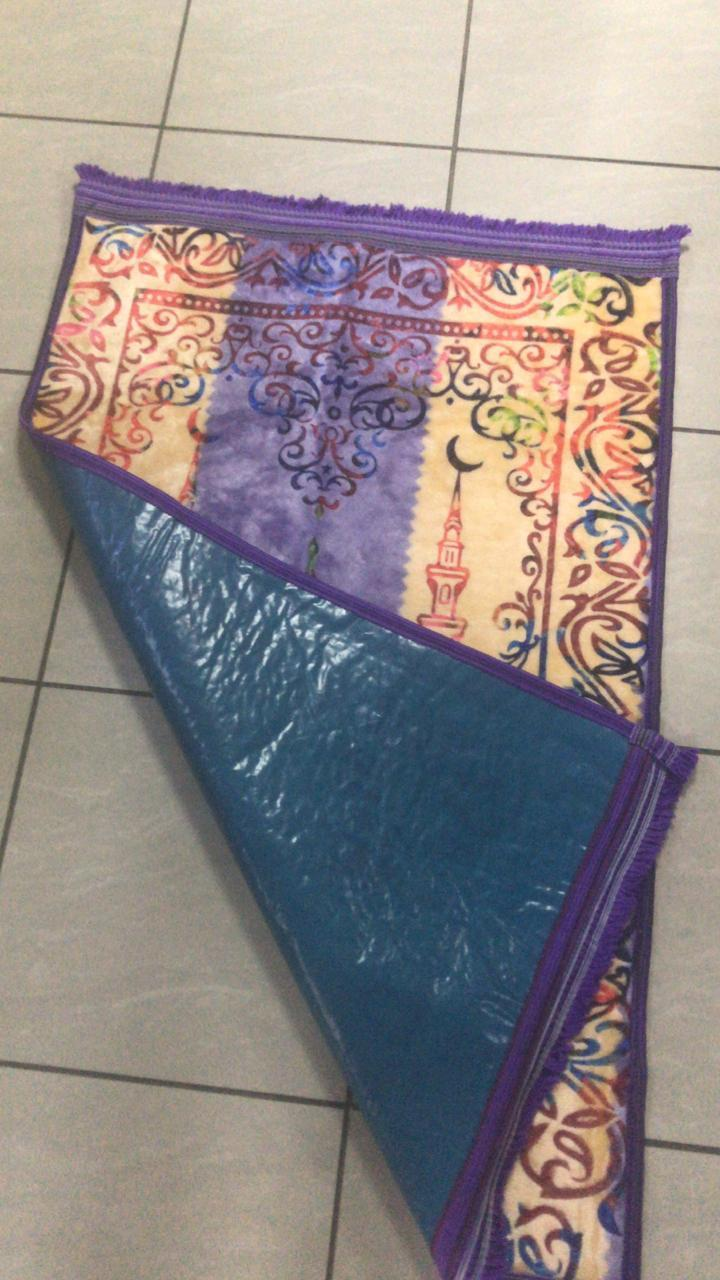Lida luxury prayer mat