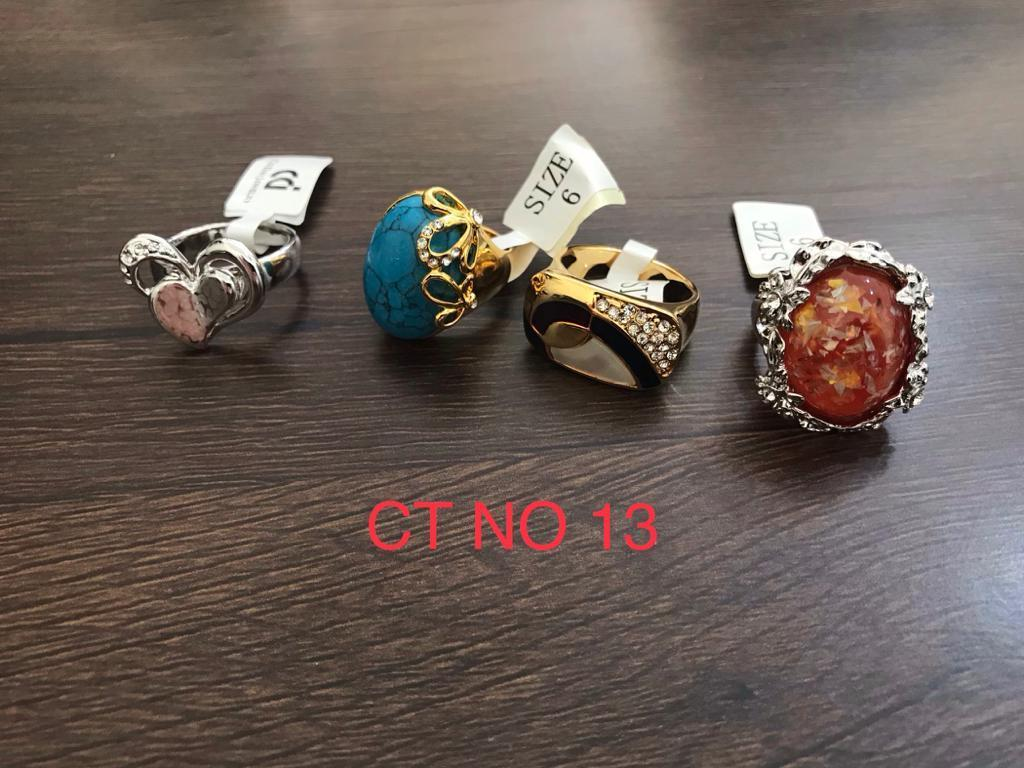 Cartier Accessory Rings and Bracelets and Necklaces_7
