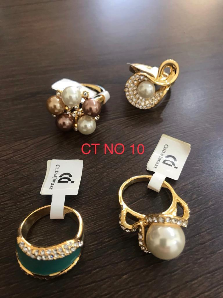 Cartier Accessory Rings and Bracelets and Necklaces_3