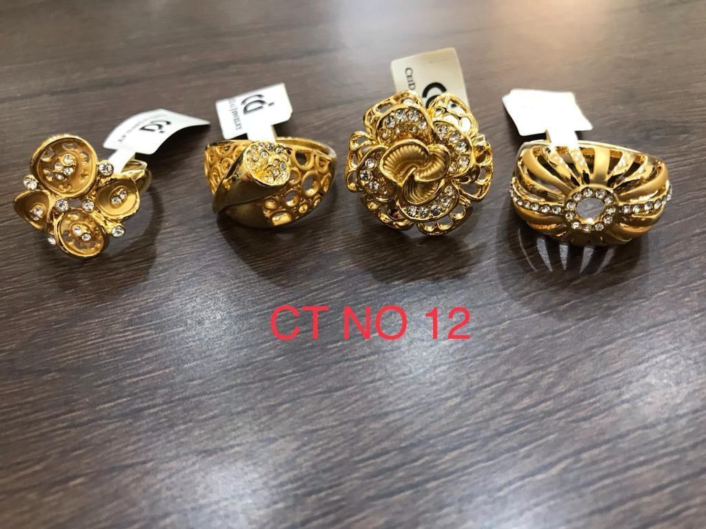 Cartier Accessory Rings and Bracelets and Necklaces_5