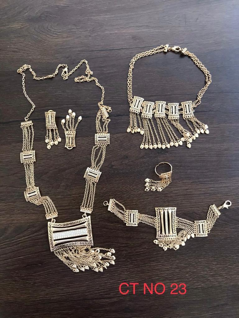 Cartier Accessory Rings and Bracelets and Necklaces_9