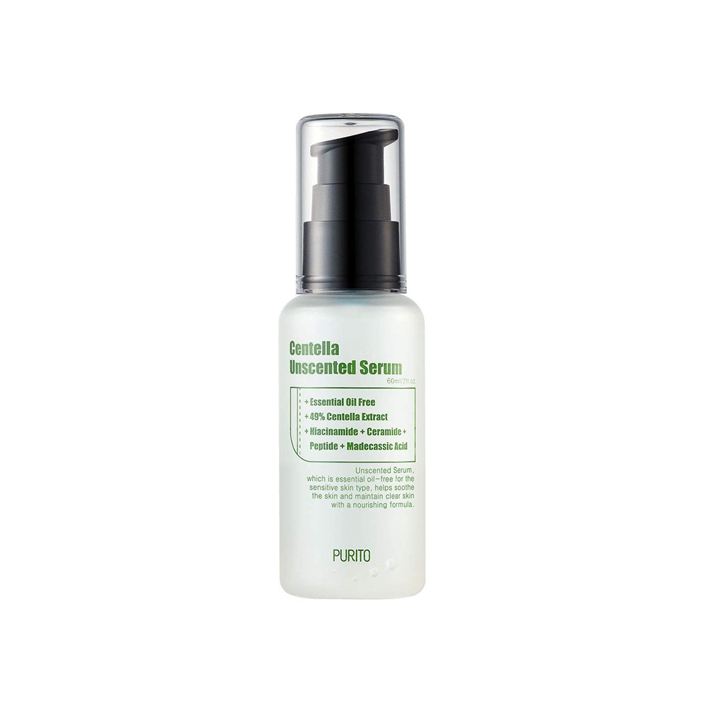PURITO Centella Unscented Serum, 60ml_2