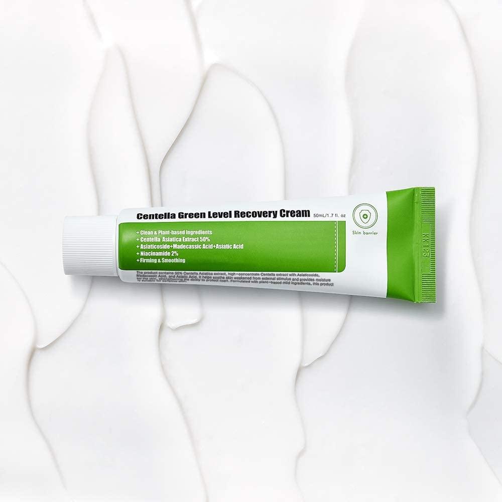 PURITO Centella Green Level Recovery Cream 50ml_3