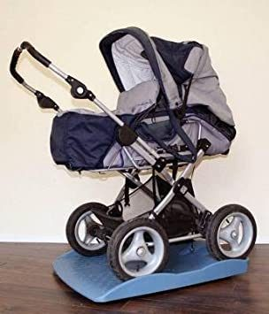 Robopax electric baby pram rocker