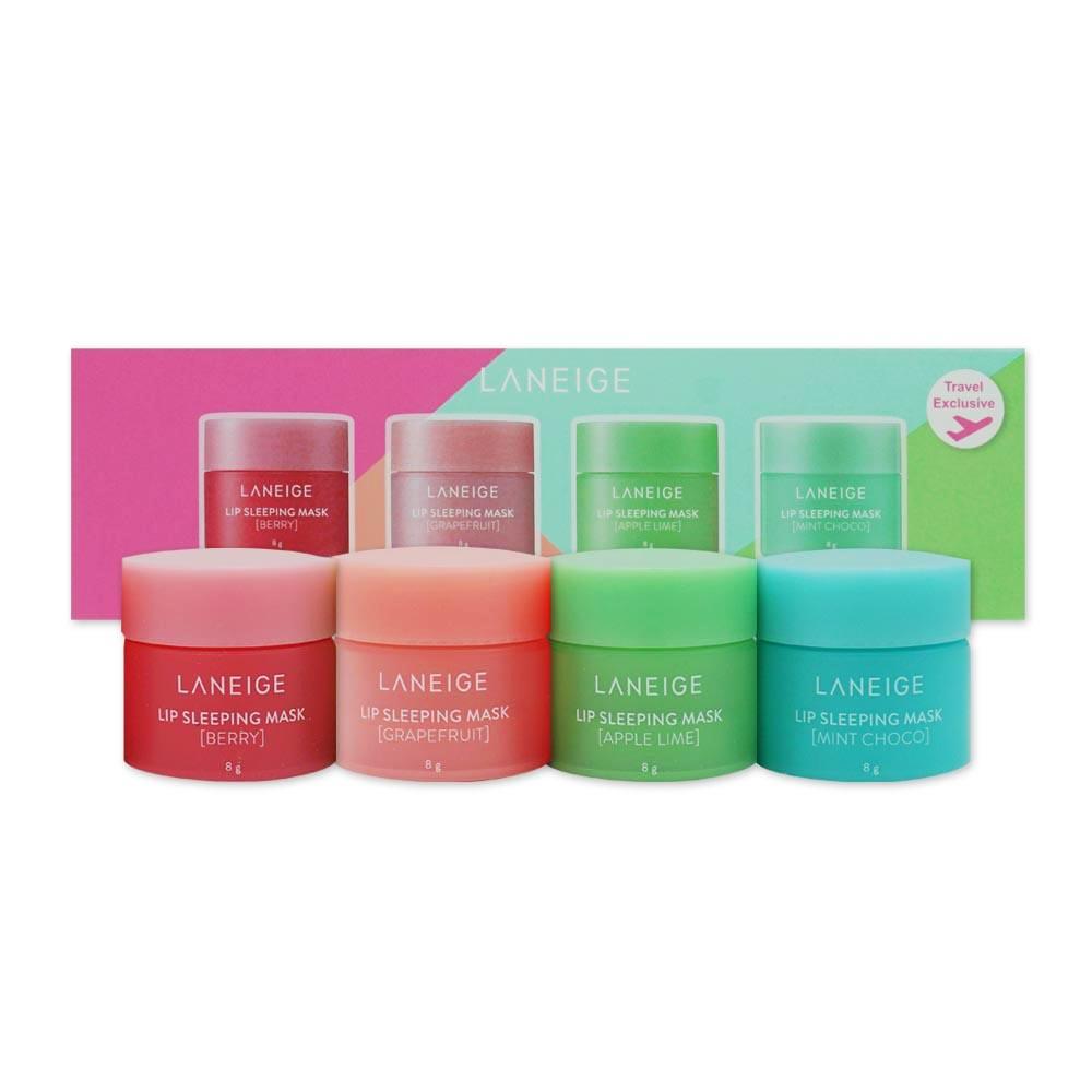 Laneige lip sleeping mask mini kit (8g x 4pcs)