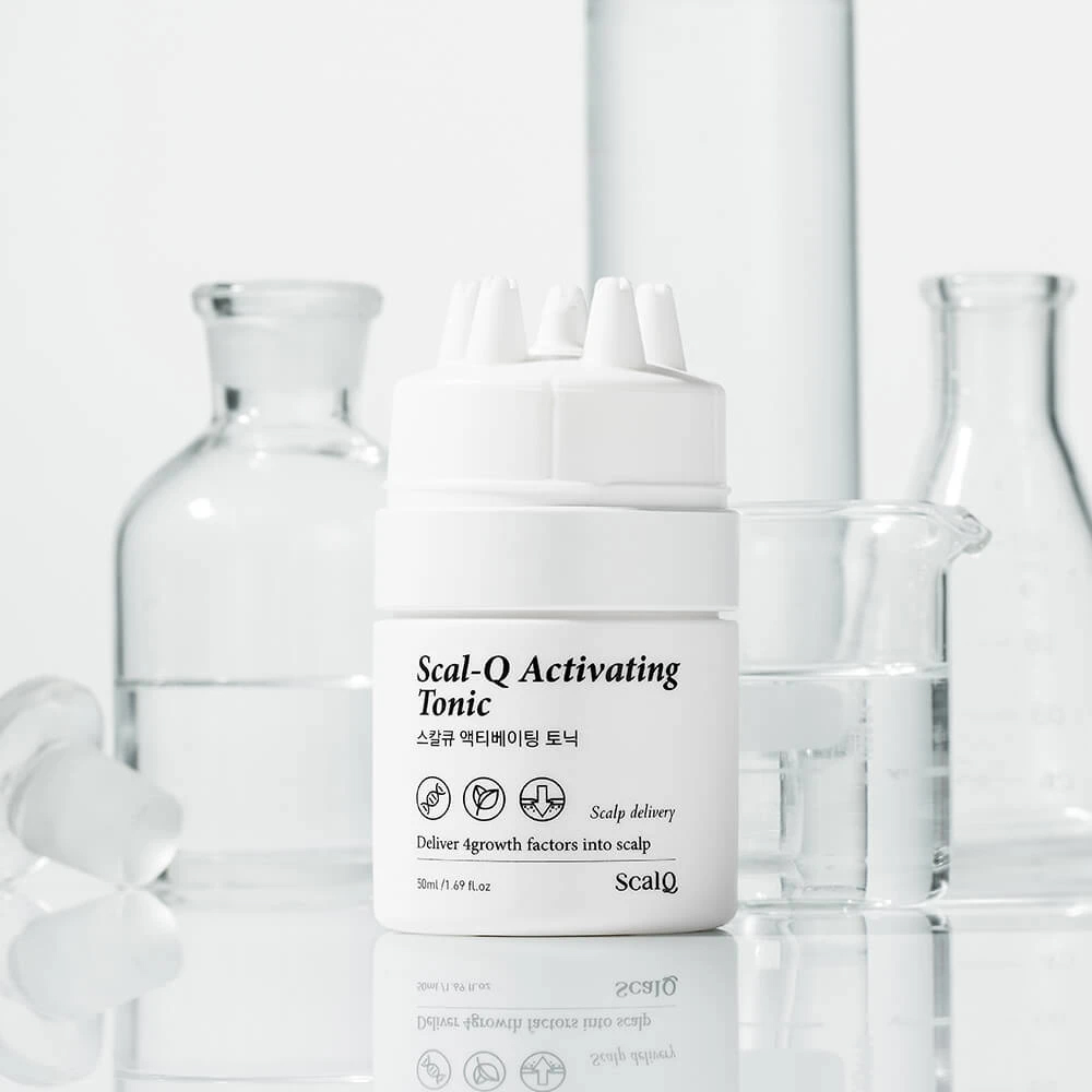 Scal-Q Activating Tonic, 50ml (hair loss care and health)_3