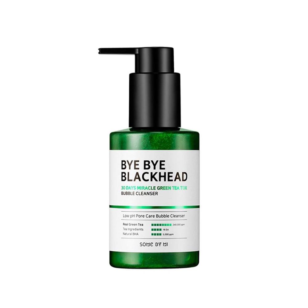 Somebymi bye bye blackheads bubble cleanser, 120g
