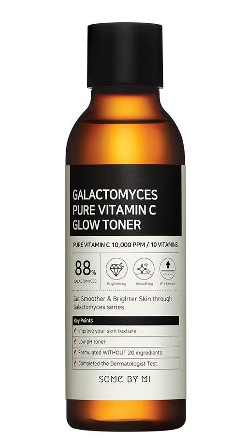 Somebymi Galactomyces Pure Vitamin C Glow Toner, 200ml