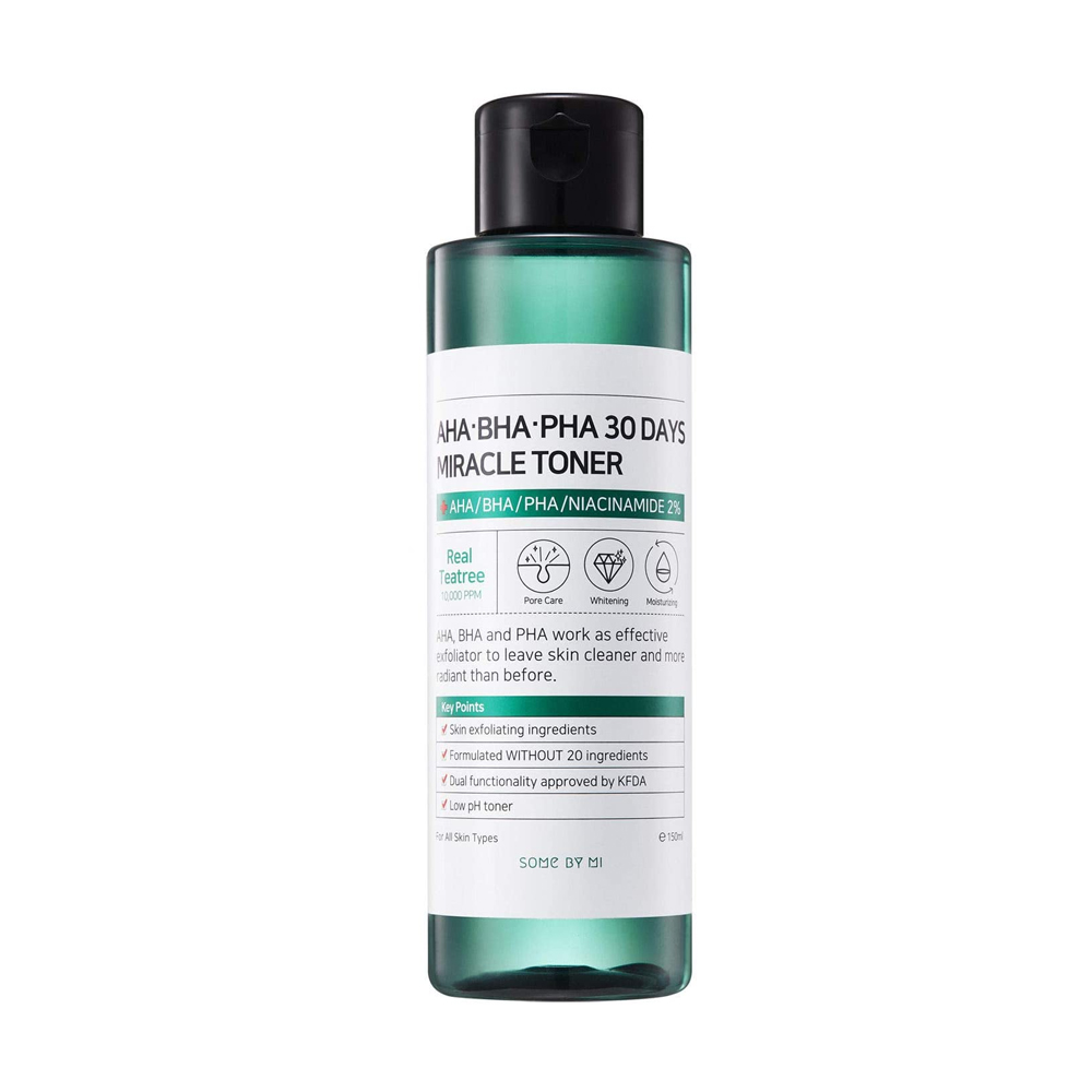Somebymi AHA BHA PHA 30Days Miracle Toner,150ml_2