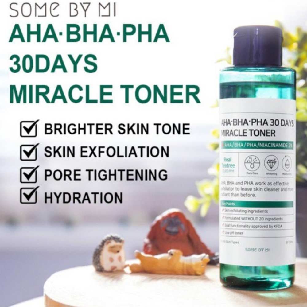 Somebymi AHA BHA PHA 30Days Miracle Toner,150ml_3