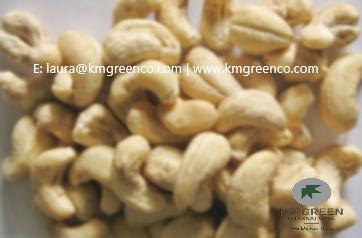 Vietnamese cashew nuts kernels lbw240/320