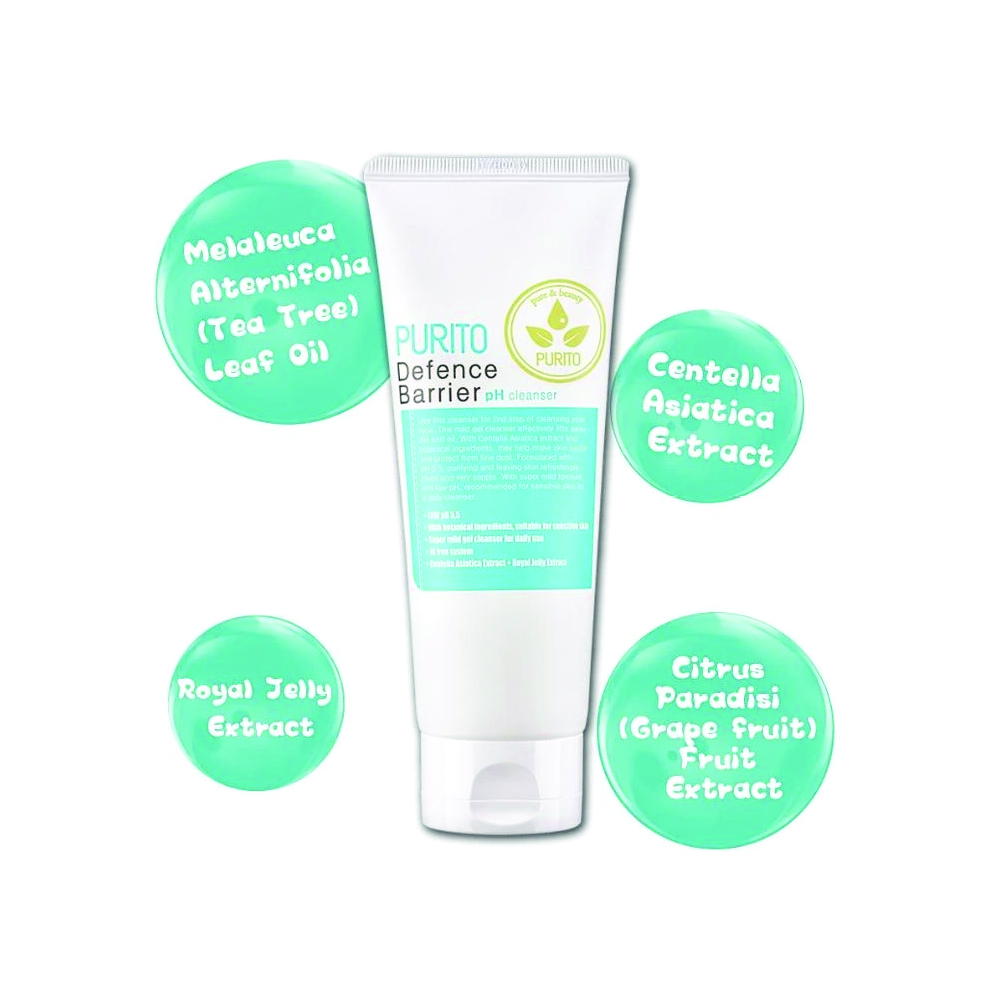 PURITO Defence Barrier Ph Cleanser_3