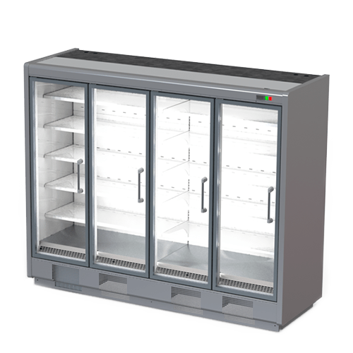 Freezer wall cabinet YENISSEI 2500_2