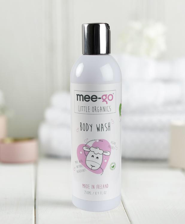 Mee-go little organics halal body wash