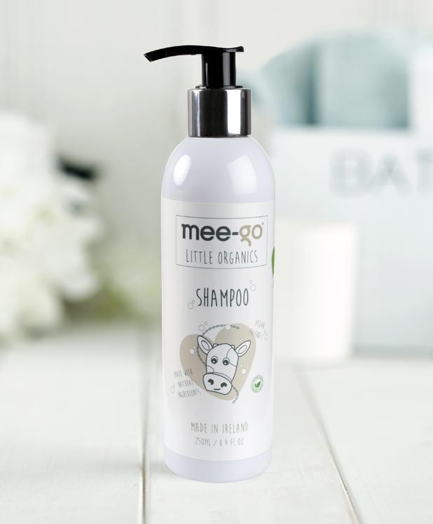 Mee-go little organics halal shampoo