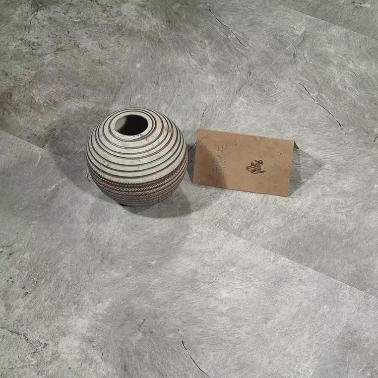 Waterproof fire Resistance Stone Plastic Composite Tile SPC Flooring for Bathroom 1501-1503_4