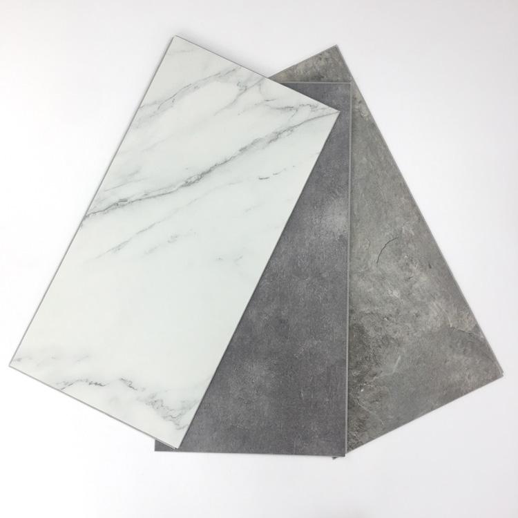 Waterproof fire Resistance Stone Plastic Composite Tile SPC Flooring for Bathroom 1501-1503_2
