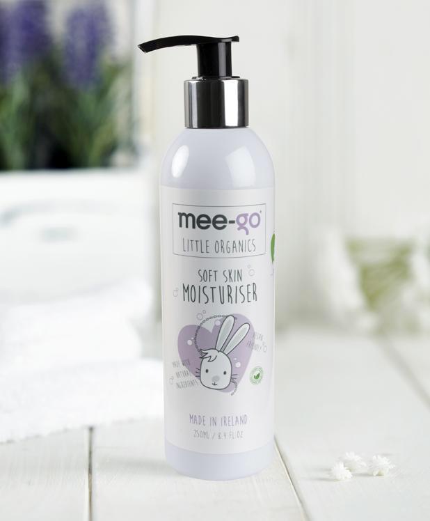 Mee-go little organics halal soft skin moisturiser