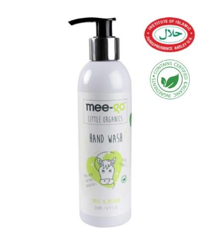 Mee-go little organics halal hand wash sanitizer