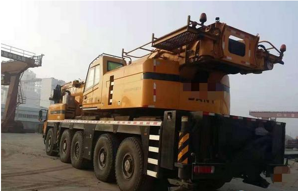 Used All Terrain Crane  Sany Zoomlion XCMG Heavy duty  Good condition cheap price_5