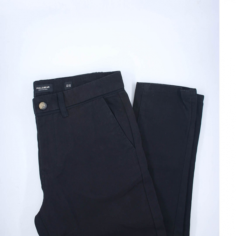 LOT of Chino Pants mixed brands (ZARA - BERSHKA - PULL&BEAR- MASSIMO DUTTI - LFT) only the quantity mentioned_2