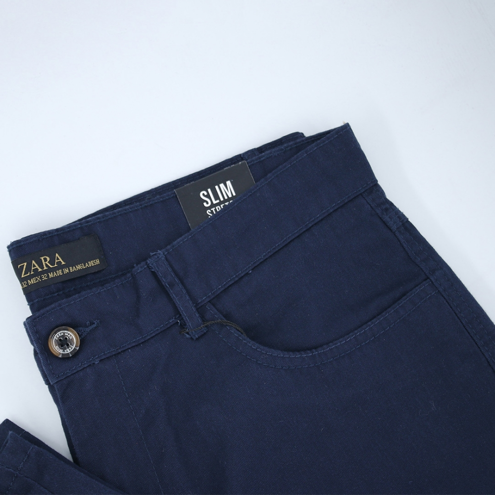 LOT of Chino Pants mixed brands (ZARA - BERSHKA - PULL&BEAR- MASSIMO DUTTI - LFT) only the quantity mentioned_4