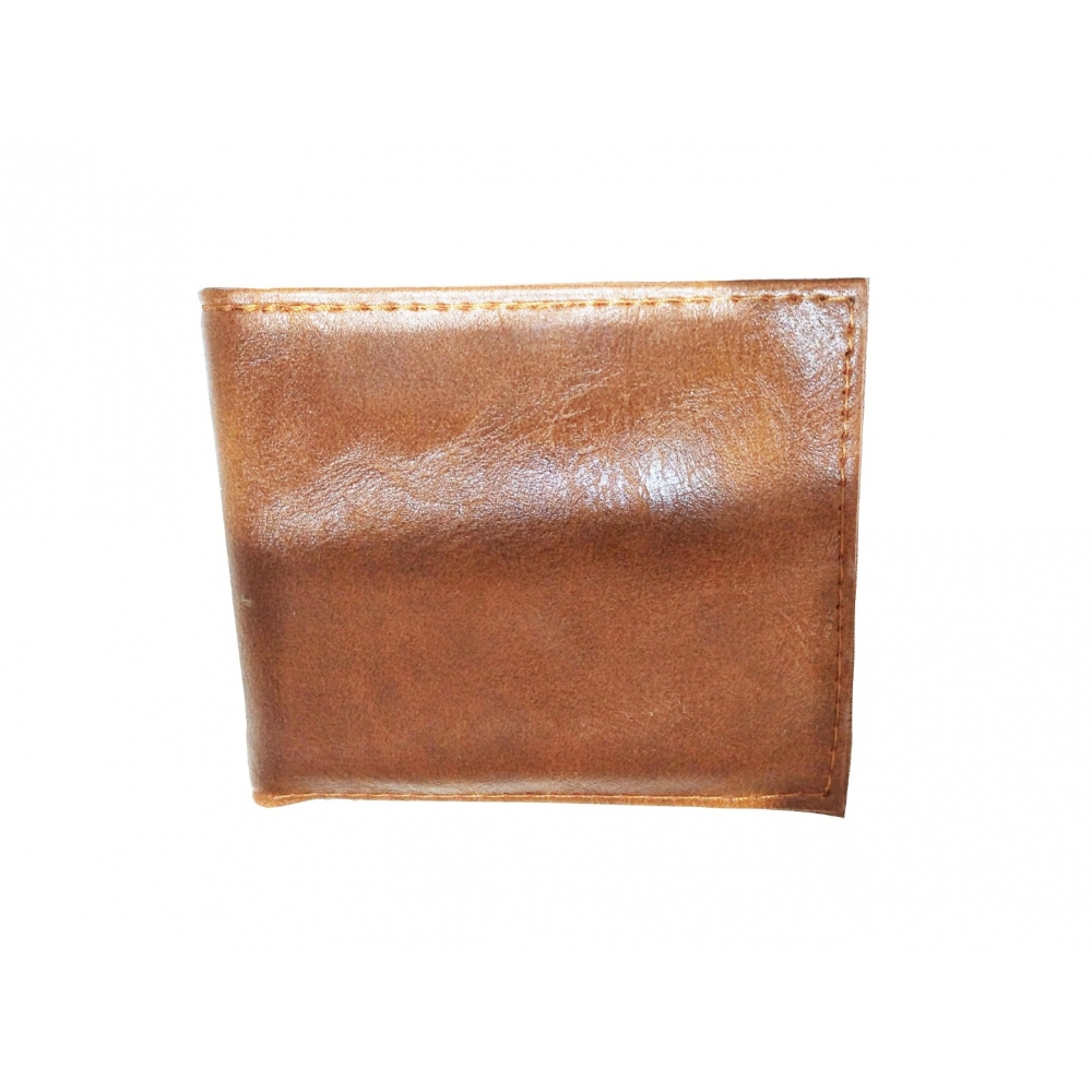 Lot of men's brown leather wallet_3