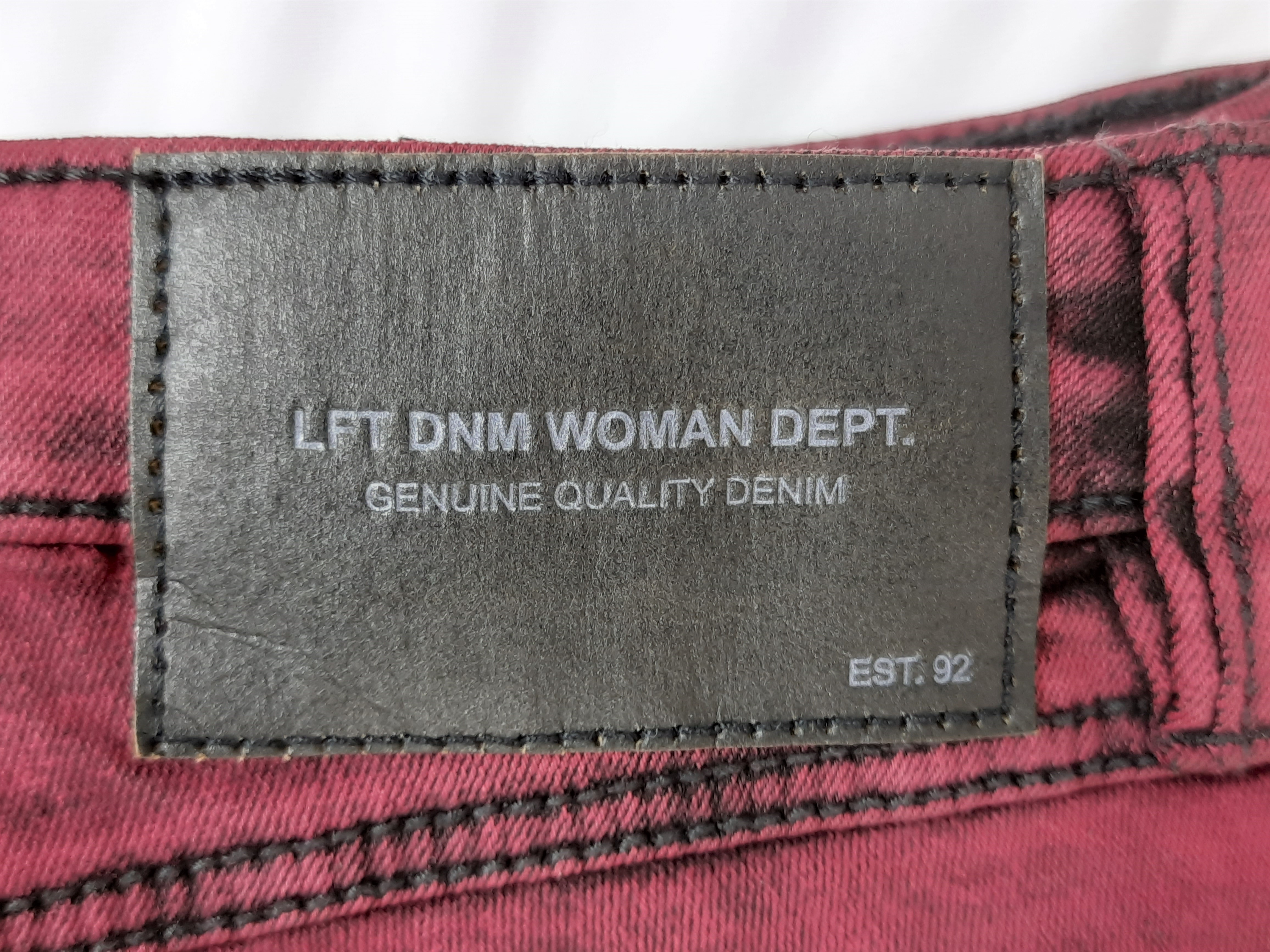 Lot of women's Lefties Jeans_6