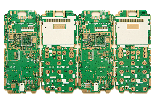 Mobile Phone Circuit Board, Mobile Phone PCB_2
