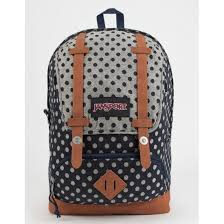 Lot of jansport backpacks