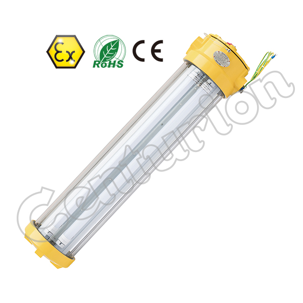 Centurion ATEX LED Light Fixture 2X10W_2