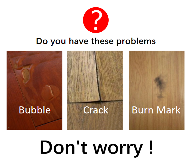 Fireproof plastic wood floor click vinyl plank spc flooring_4