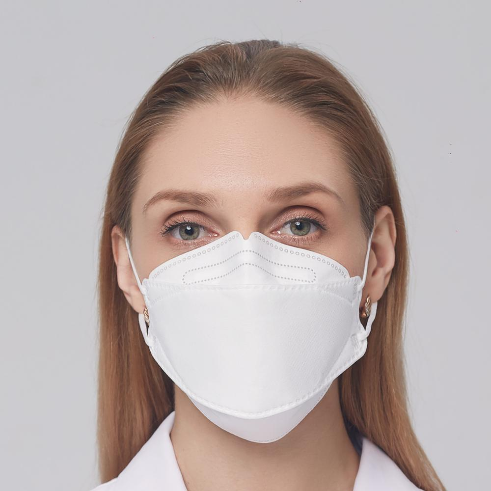 KF94 Face Safety Masks 4-Layer Filters Breathable Comfortable Protection Nose Mouth Covering Dust Mask for Men Women_7