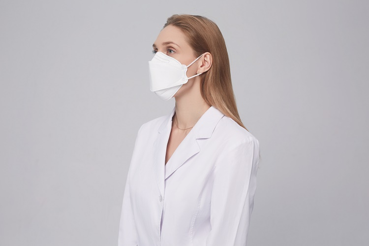 KF94 Face Safety Masks 4-Layer Filters Breathable Comfortable Protection Nose Mouth Covering Dust Mask for Men Women_2