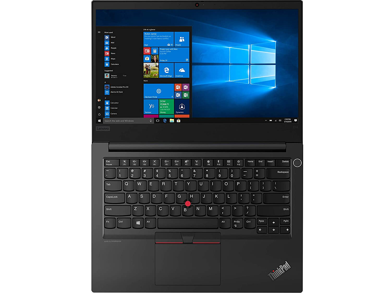 Wholesale LENOVO T490S I7 8565U 20NX000HAD_2