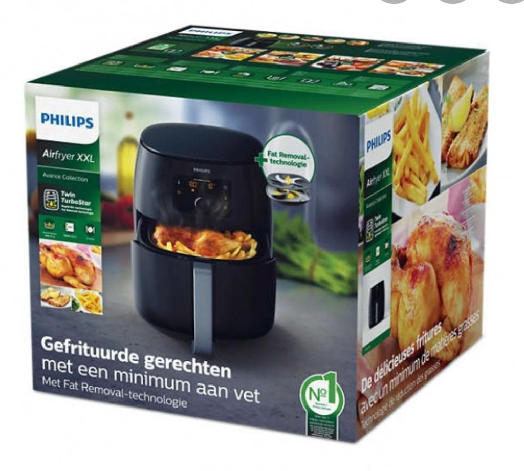 Philips avance collection digital airfryer xxl - hd9650/99