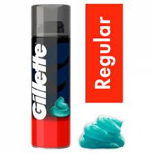 Wholesale Gillette Foamy Clean Shave 200ml_3