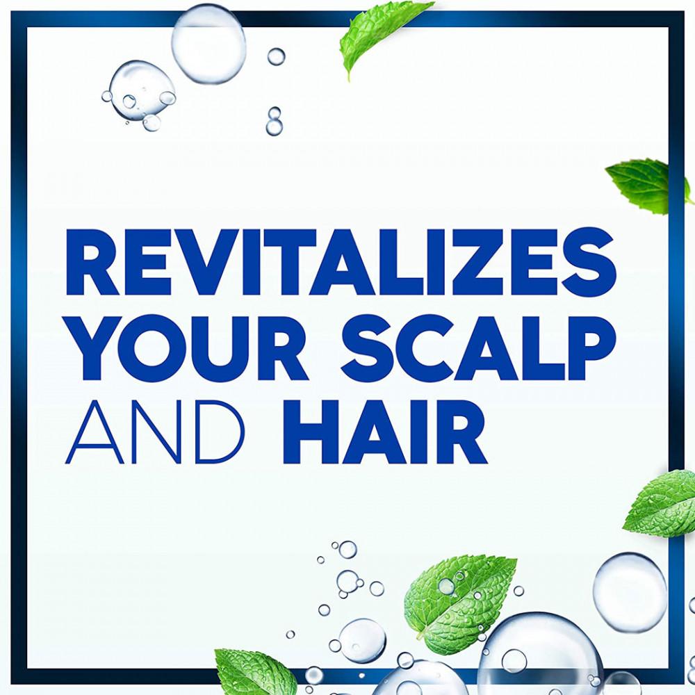 Wholesale Head & Shoulders Menthol Refresh Shampoo, 600ml_3