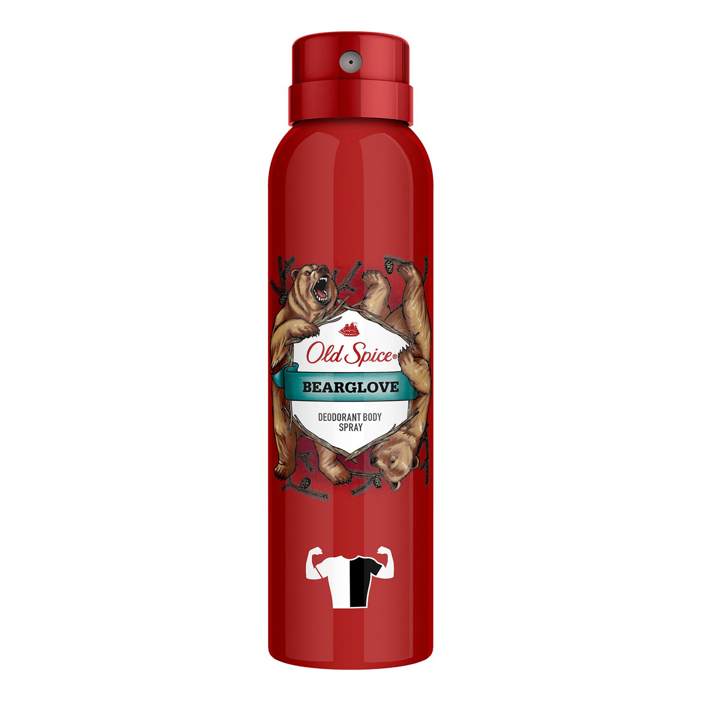 Wholesale old spice spray deodorant 150 ml bearglove