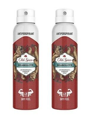 Wholesale Old Spice Bearglove Antiperspirant Deodorant Spray 150 Ml_3