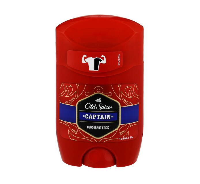 Wholesale old spice captain deodorant sticks 50 ml