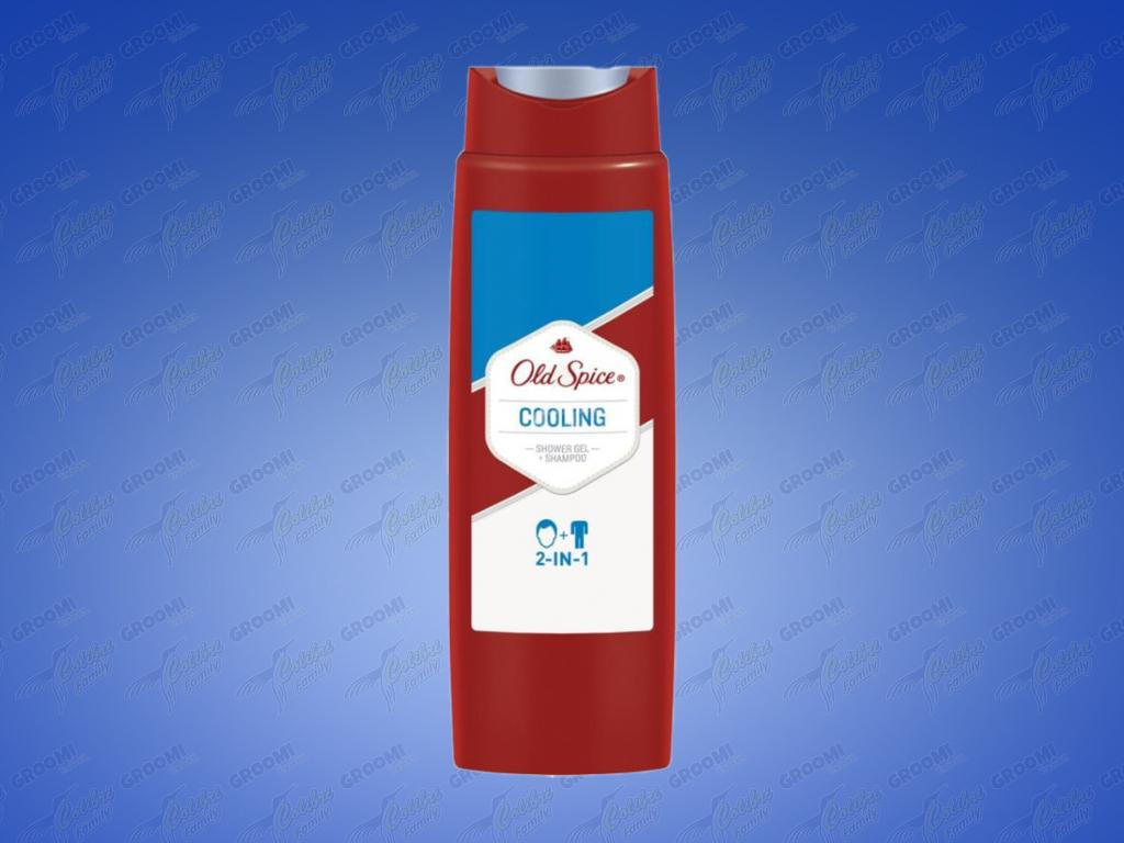 Wholesale Old Spice Cooling Shower Gel & Shampoo 2 in 1, 250 Ml_3