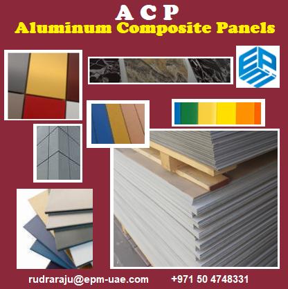 Acp / aluminum composite panels